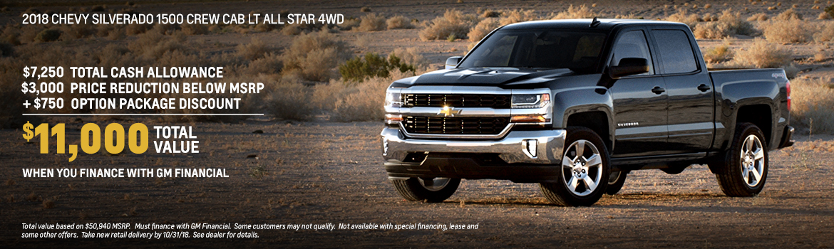 Mid America Chevy Dealers